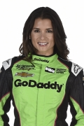 Danica Patrick driver page large