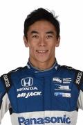 Takuma Sato driver page large
