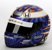 Scott Dixon helmet