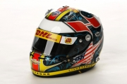 Ryan Hunter-Reay helmet