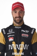 James Hinchcliffe detail