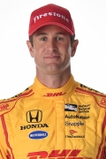 Ryan Hunter-Reay detail