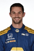 Alexander Rossi driver page large