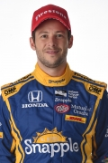 Marco Andretti detail
