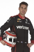 Will Power met helm