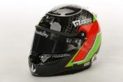 Townsend Bell helmet