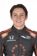 Zach Veach driver page large