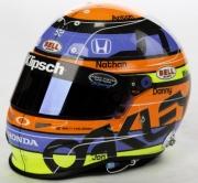 Josef Newgarden helmet
