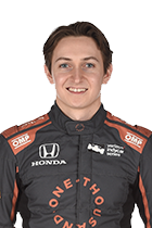 Zach Veach driver page small