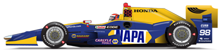Alexander Rossi driver page