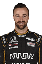 James Hinchcliffe driver page small