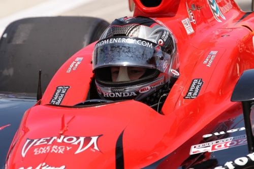 Marco Andretti, Texas Speedway