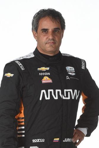 Juan Pablo Montoya pasfoto