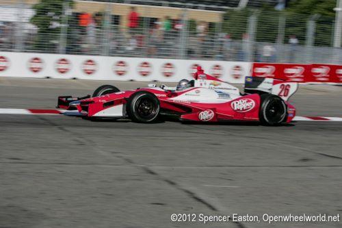 Marco Andretti, Toronto