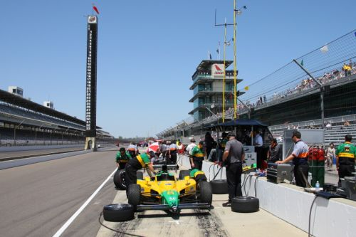 Will Power, Indianapolis