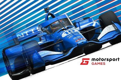 De nieuwe IndyCar Game