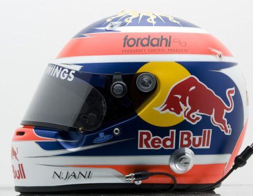 Helm van Neel Jani