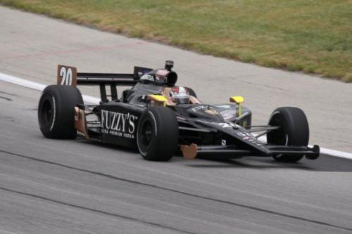 Ed Carpenter, Kentucky Speedway