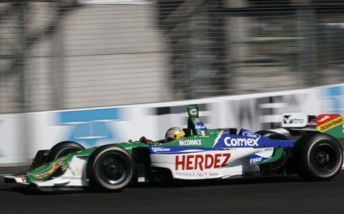 Mario Dominguez voor Herdez Racing