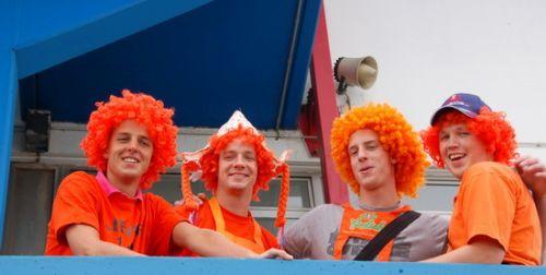 Nederlandse fans, Zolder