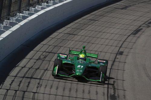 Spencer Pigot, Iowa Speedway