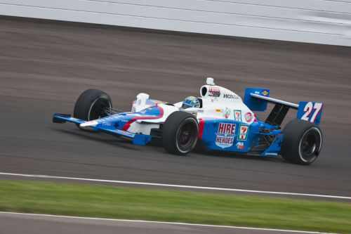 Mike Conway, Indianapolis