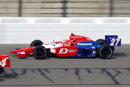 Hideki Mutoh, Kansas Speedway