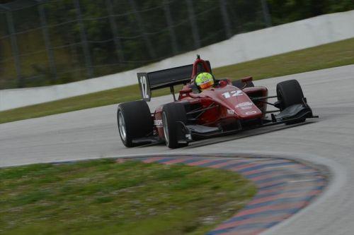 Spencer Pigot, Palm Beach Raceway