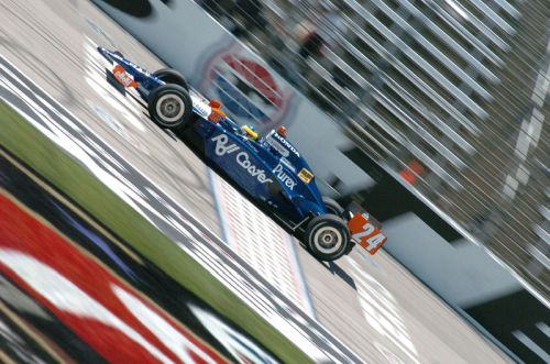 Mike Conway, Texas Speedway