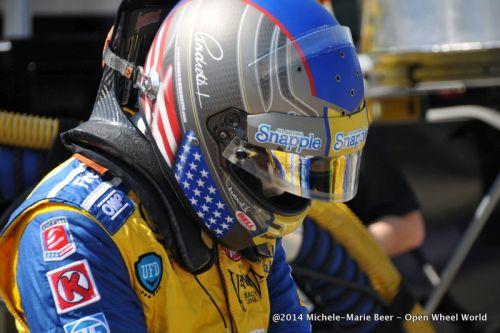 Marco Andretti, Detroit