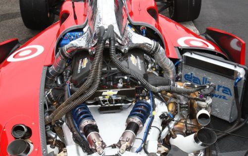 De Chrevrolet motor