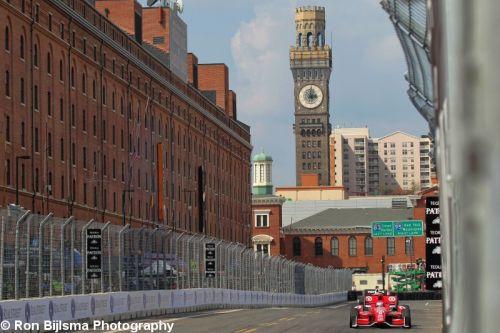 Scott Dixon, Baltimore