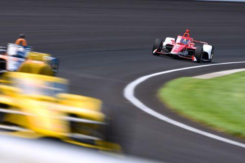 Marcus Ericsson, Indianapolis