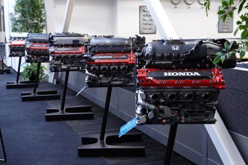 Honda IndyCar motoren