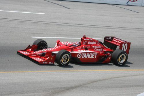 Dan Wheldon, Richmond Raceway