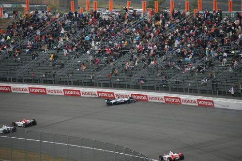 Marco Andretti, Twin Ring Motegi