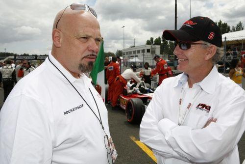 Paul Gentilozzi met Dan Pettit