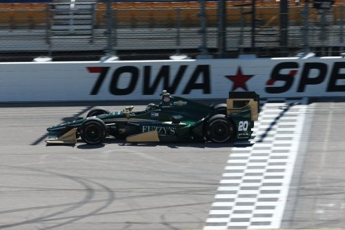 Ed Carpenter, Iowa Speedway