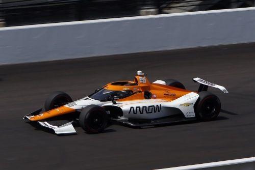 Juan Pablo Montoya, Indianapolis