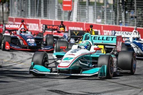 Dalton Kellett in de Indy Lights