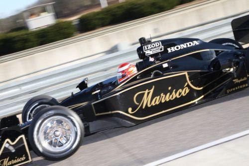 James Rossiter, Barber Motorsports Park