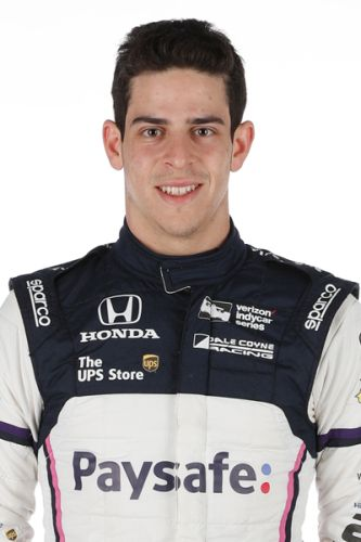 Zachary Claman DeMelo driver page large