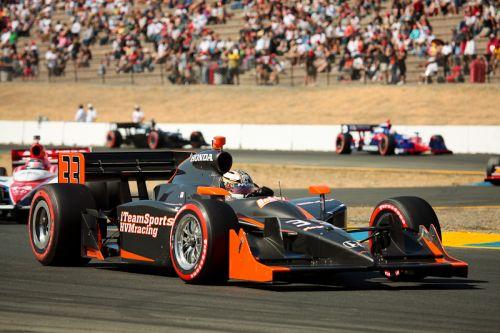 Robert Doornbos, Infineon Raceway