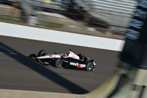 Will Power op Indianapolis