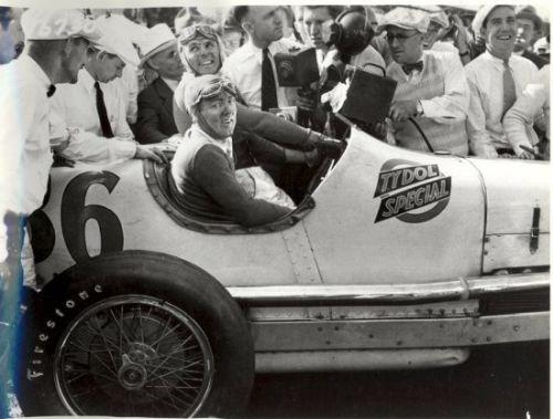 Louis  Meyer in 1928