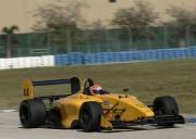 Matt Lee test voor Conquest Racing
