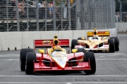 Helio Castroneves, Baltimore