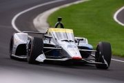 Conor Daly test op Indianapolis
