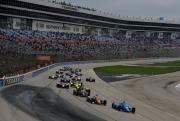 Start van de Genesys 300 op de Texas Motor Speedway