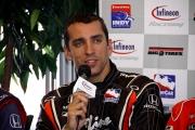Justin Wilson, Infineon Raceway
